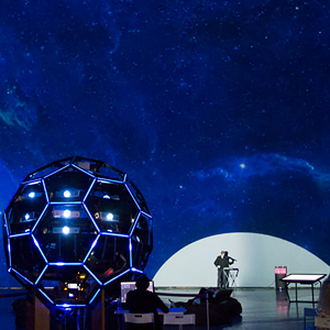 An Evening at the Planetarium