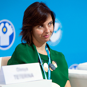 "Evgenia Brodskaya: ""Say: 'Business is for me!'"""